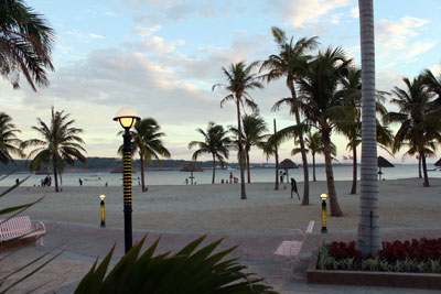 Although It Is Located Near The Forest Instead Of Beach Subic Bay Holiday Villas At George Dewey Convention Center Complex In Kalayaan Heights Has