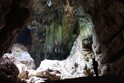 Paniki Cave