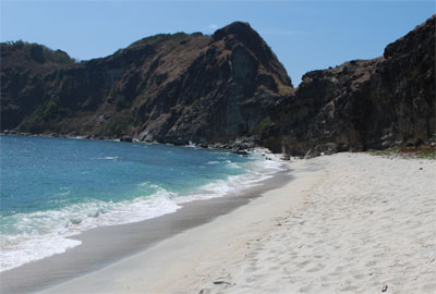 White Beach at Capones Island Zambales