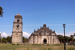 Paoay Church in Ilocos Norte