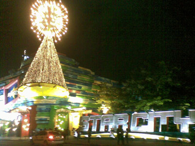 Star City Christmas